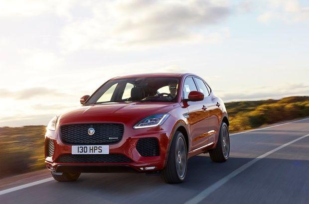 Jaguar'ın mini Suv'u görücüye çıktı