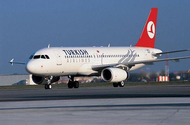 THY uçağı yolcu kalp kirizi geçirince Kahire'ye acil indi