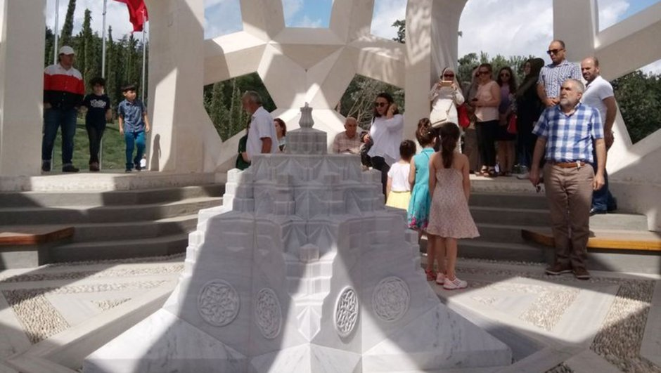 15 Temmuz Şehitler Anıtı