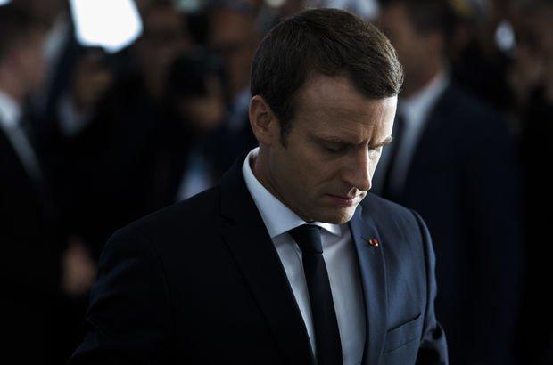 Macron: Fransa, Nazilerle işbirliği yapmıştır