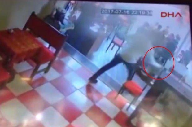 İstanbul'da kafeteryaya silahlı saldırı! 2 yaralı