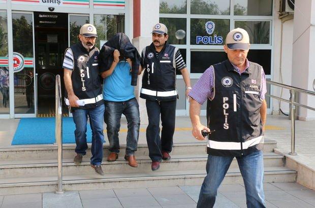 Aydın'da maskeli hırsız, polis çıktı!