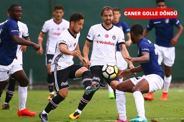 Beşiktaş Fortuna Sittard goller özet