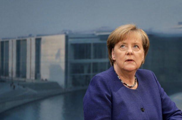 Merkel'den 'Konya' mesajı: Pazarlık yapılamaz