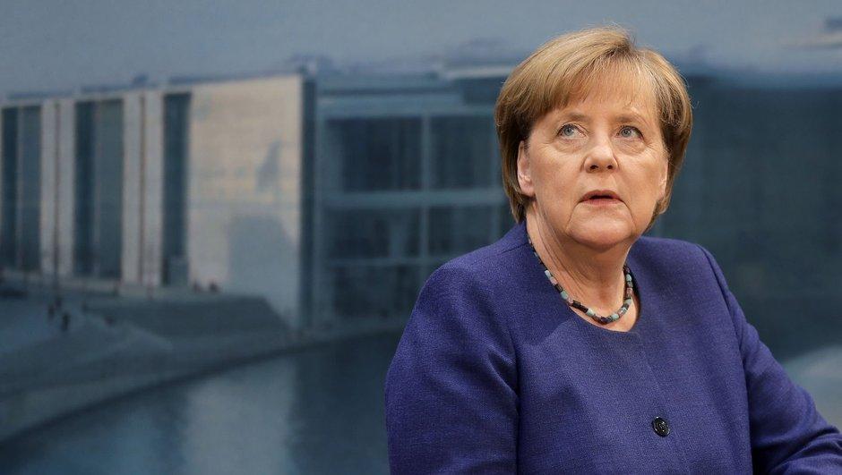 Angela Merkel Almanya Konya NATO