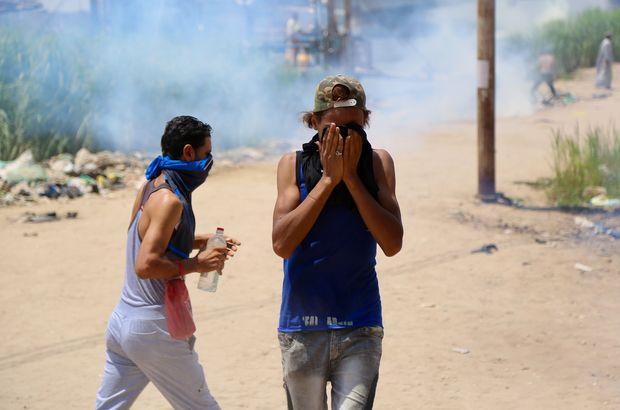 Mısır'da çatışma çıktı: 1 ölü, 56 yaralı