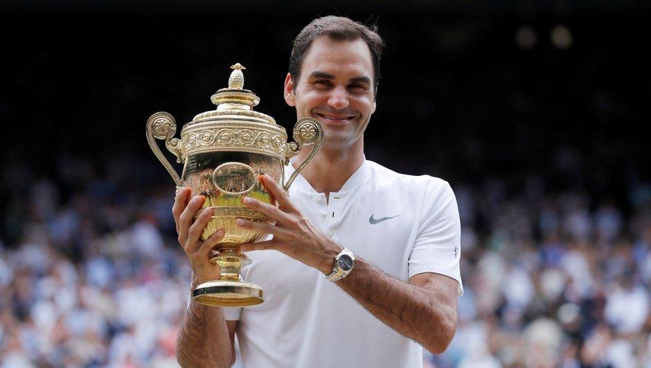 Wimbledon 2017, Roger Federer