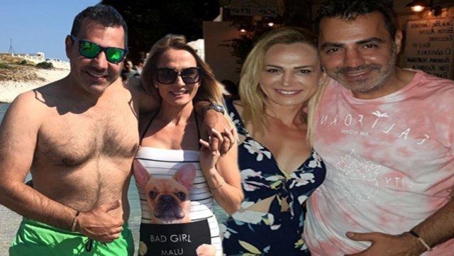 Nagihan Karadere'nin yeni aşkı: Ramiz Özbay