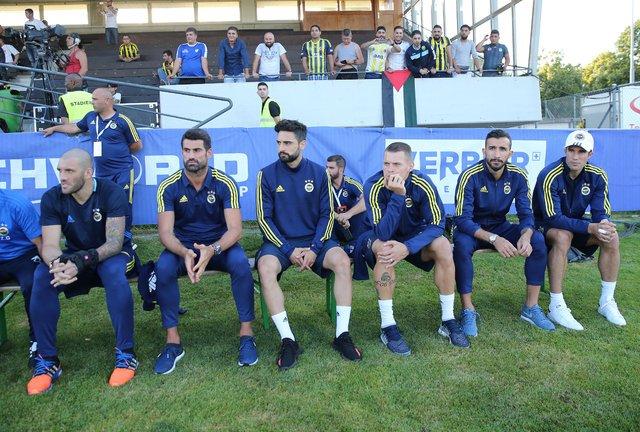 Fenerbahçe: 0 - Athletic Bilbao: 0   Fenerbahçe, Athletic Bilbao ile hazırlık maçından beraberlikle ayrıldı