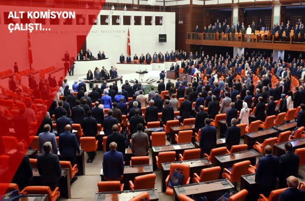 TBMM Anayasa Komisyonu   Meclis İçtüzüğü
