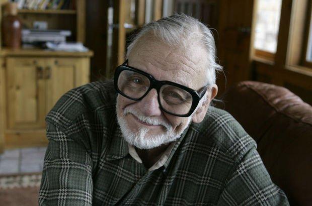 Yaşayan Ölülerin Gecesi'nin yönetmeni George Romero hayatını kaybetti