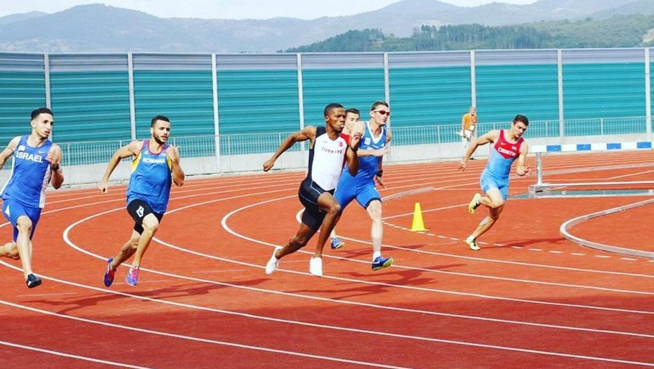 Balkan Atletizm Şampiyonası Türkiye