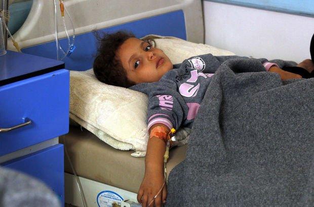 Yemen'de korkunç kolera bilançosu: 1784 kişi hayatını kaybetti