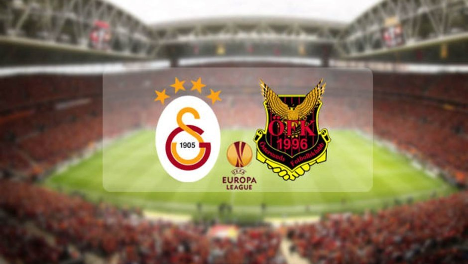 Galatasaray - Östersunds