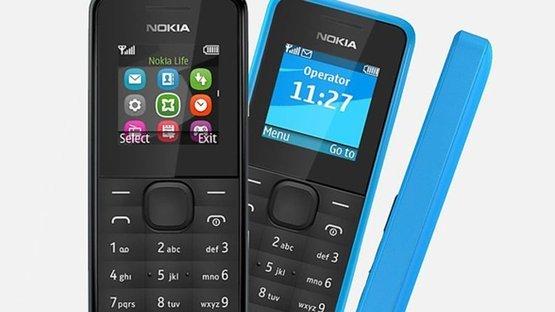 Nokia 15 dolarlık telefonunu tanıttı