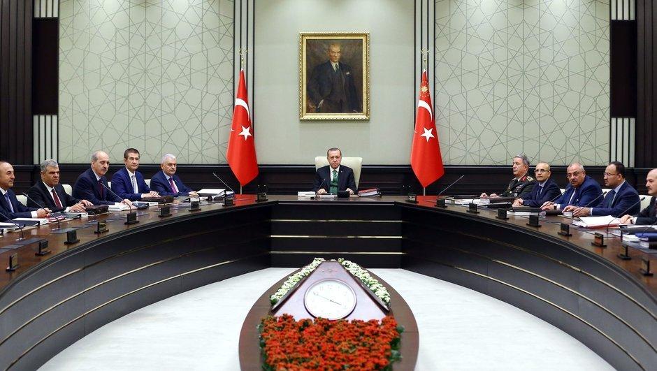 MGK, Recep Tayyip Erdoğan