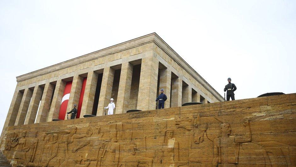 Anıtkabir Ankara Büyükşehir Belediyesi