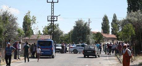 Kayseri'de 15 yaşındaki çocuk sürücü akrabasının ölümüne neden oldu