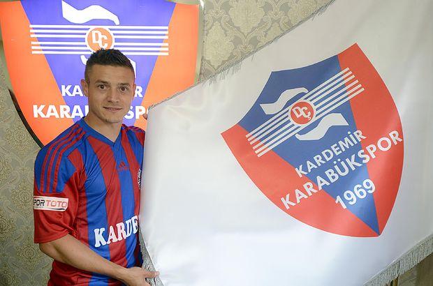 Kardemir Karabükspor, Gabriel Torje'yi transfer etti
