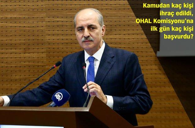 Numan Kurtulmuş'tan Bakanlar Kurulu'nun ardından açıklamalar