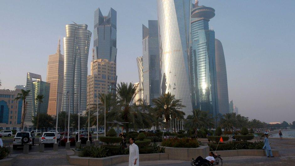 ABD Katar BAE