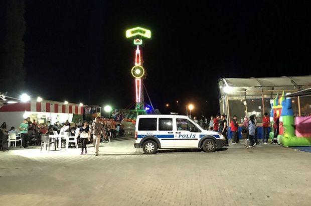 Kırşehir'de lunaparkta meydana gelen kaza sonrası 2 kişi adliyeye sevkedildi