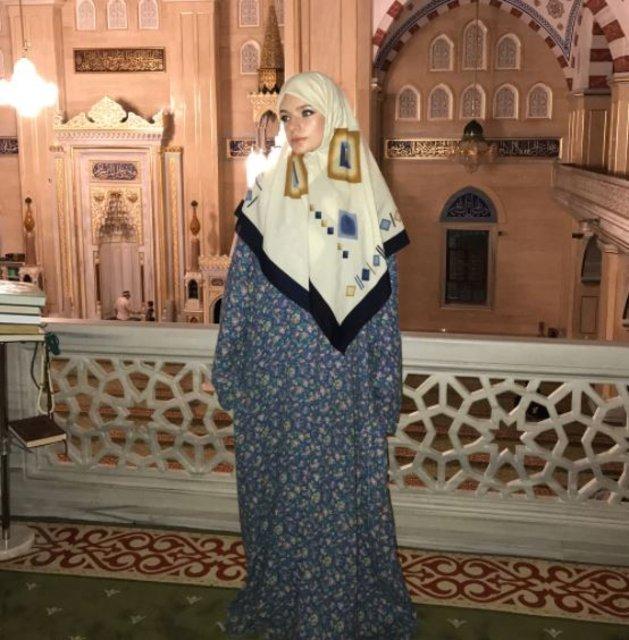 Kremlin sözcüsü Peskov'un kızı sosyal medyadan paylaştı!