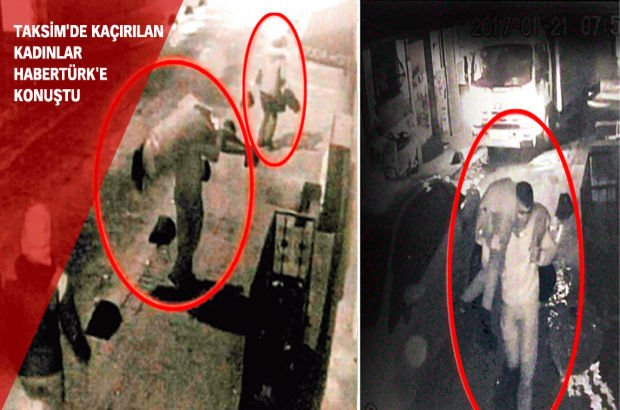 İstanbul cinsel saldırı Taksim