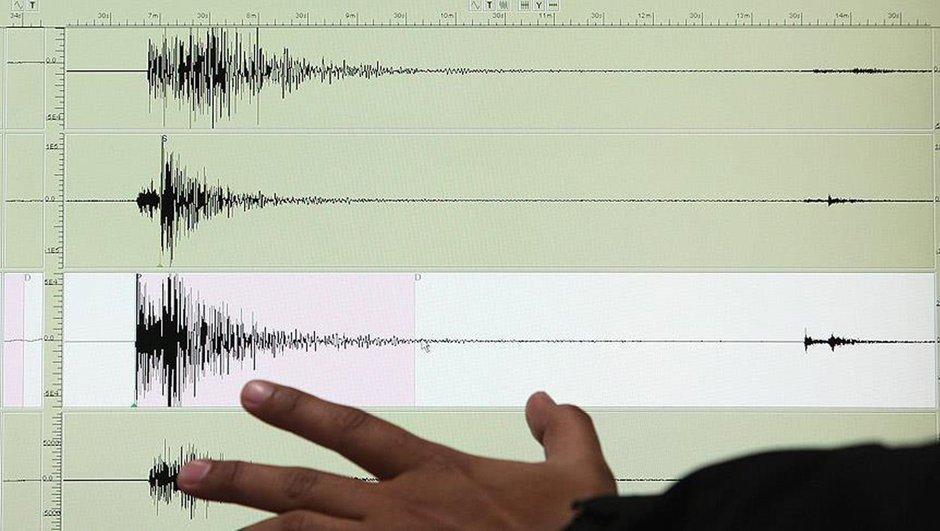 Rusya deprem