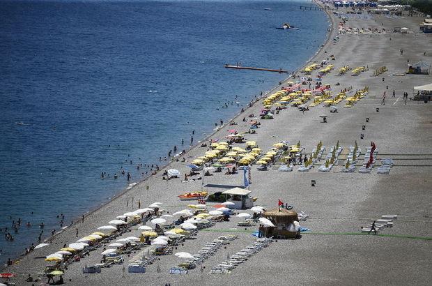 Türkiye'ye gelen yabancı turist sayısı yüzde 5.55 artış gösterdi
