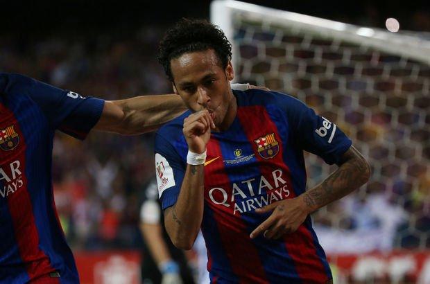PSG'den Neymar için 222 milyon Euro'luk teklif