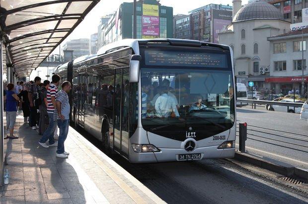 İBB trafik durumu ne? Metro, Metrobüs, Marmaray çalışıyor mu?
