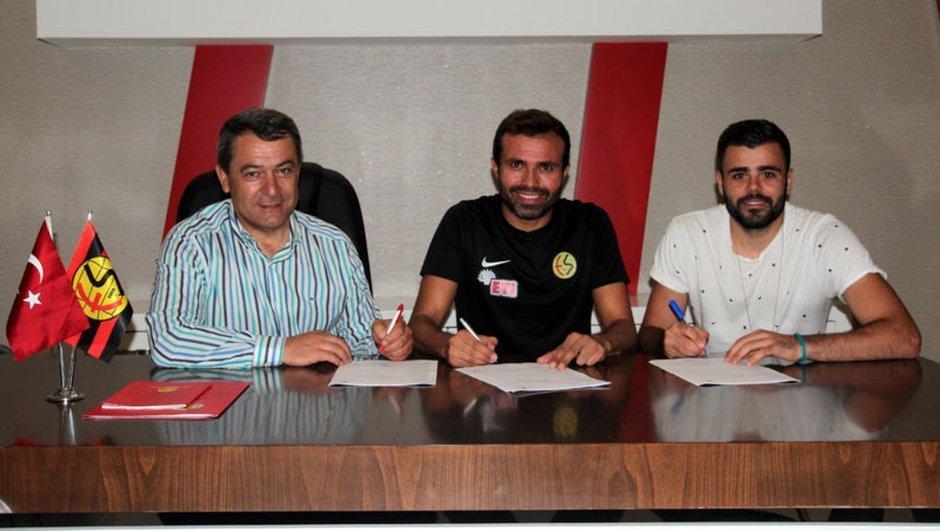 Eskişehirspor'da 5 imza