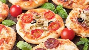 Mini pizza nasıl yapılır? İşte mini pizza tarifi ve malzemeleri
