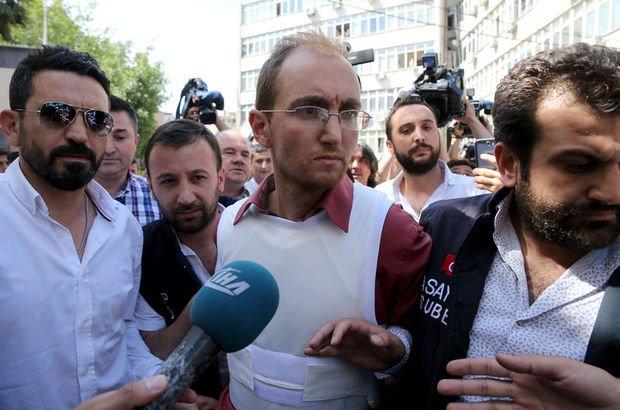 Atalay Filiz'in avukatı