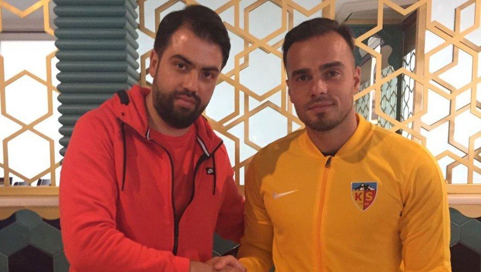 Kayserispor 3 transferi açıkladı