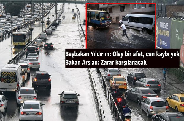 İstanbul Günlük Hava Durumu - İstanbul'da yağmur ne zaman duracak?