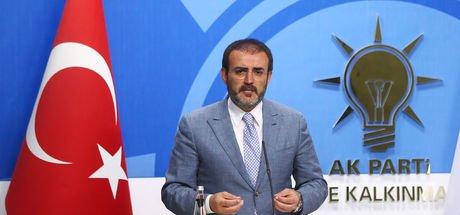 AK Parti Sözcüsü Mahir Ünal'dan MYK'nın ardından açıklama