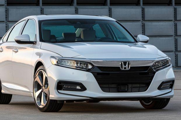 Yeni Honda Accord yollara çıkıyor