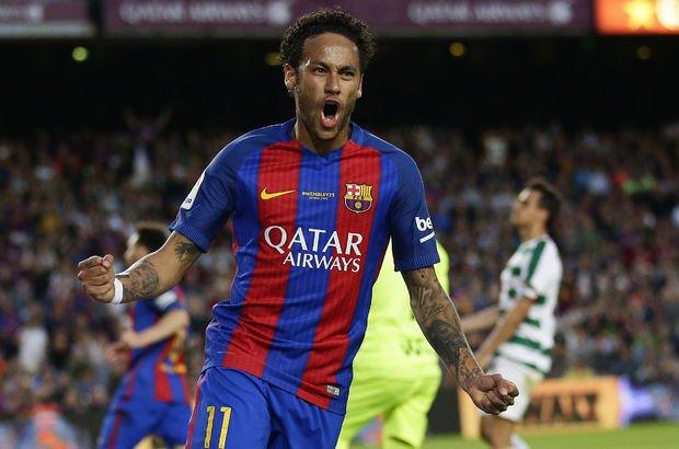 Barcelona transfer - Neymar, PSG ile anlaştı