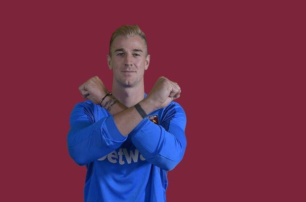 Joe Hart West Ham United