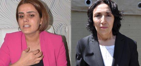 HDP'li Ayşe Acar Başaran ile Saadet Becerikli hakkında yakalama kararı