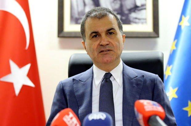 AB Bakanı Ömer Çelik'ten 'vize serbestisi' açıklaması