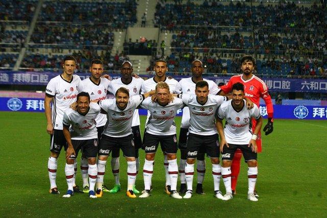 Beşiktaş: 2 - Schalke: 3 - Maç sonucu   Beşiktaş Hazırlık maçında Schalke'ye 3-2 mağlup oldu
