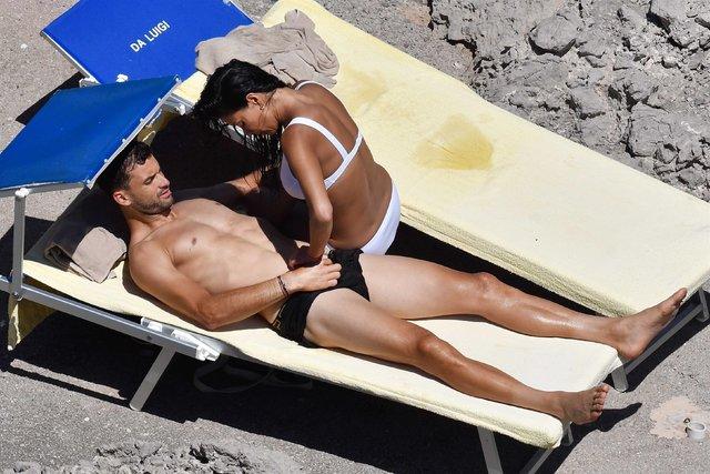 Grigor Dimitrov ile Nicole Scherzinger'ın aşk tatili