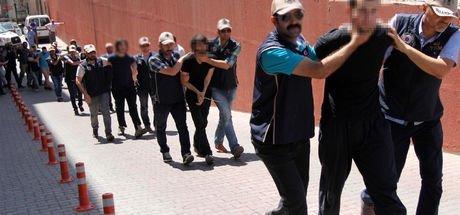 CHP'nin yürüyüşüne saldırı planı iddiasıyla ilgili 15 DEAŞ üyesi adliyeye sevk edildi