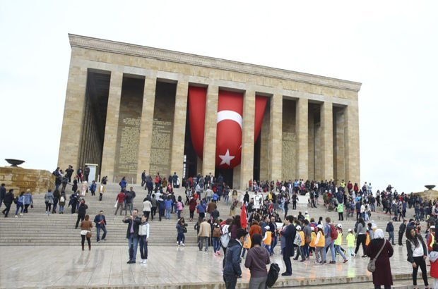 Milli Savunma Bakanlığı Fikri Işık Anıtkabir Atatürk Melih Gökçek