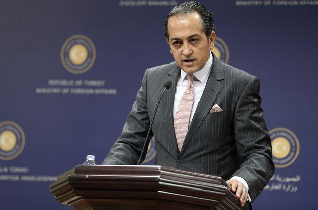 Dışişleri Bakanlığı Sözcüsü: IKBY referandumuna karşıyız ve bu fikrimiz değişmedi