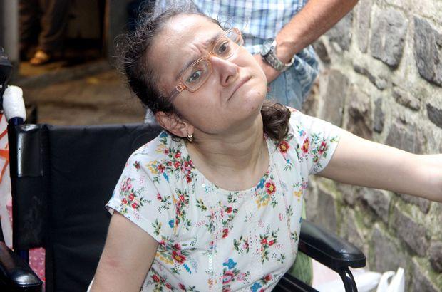 Bursa'da engelli kızın maaşının olduğu çantasını kapkaçla çaldılar