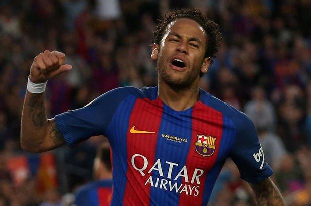 Barcelona'dan Neymar açıklaması - Neymar PSG'ye transfer olacak mı?